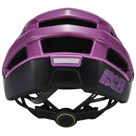 IXS Trail XC Helmet purple